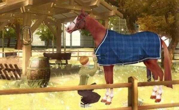 online hry pro dívky koně